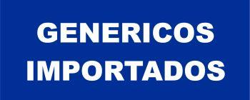 Genericos importados